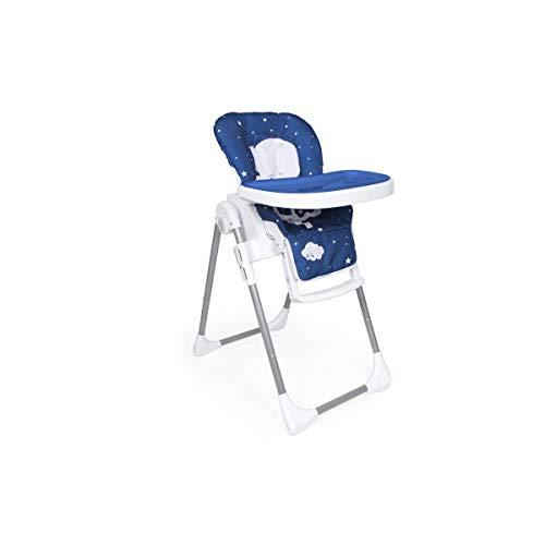 Kinderstoel Luna, inklapbaar, voor baby's van 6 tot 36 maanden, ultralicht, in hoogte verstelbaar in 6 standen