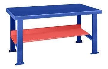 Pucel Enterprises Nashville-Davidson Mall Big Blue Work Bench With Red In 24 - Shelf Oklahoma City Mall Dee