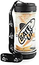 Bait Up 20 Live Bait Container, Clear