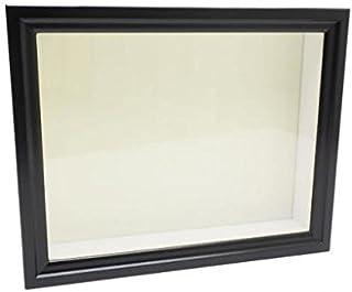 【厚型70】【UVカット】小型ドイツ型標本箱(黒)
