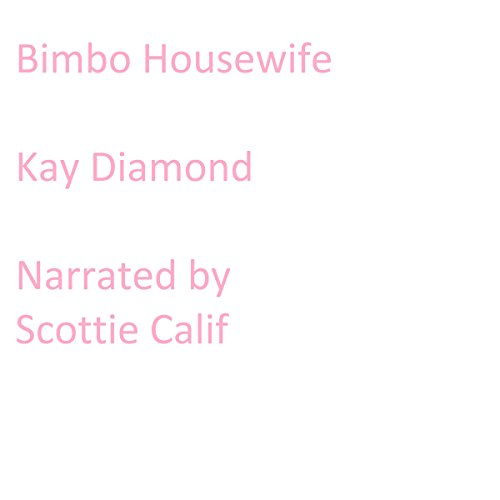 Bimbo Housewife audiobook cover art