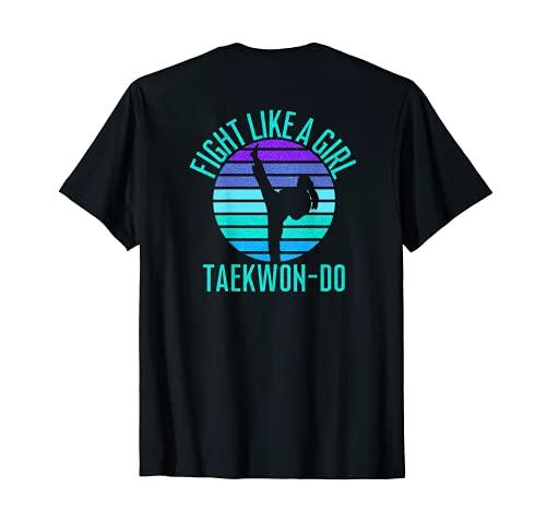 Kämpfe wie ein Mädchen - Taekwon-Do -...