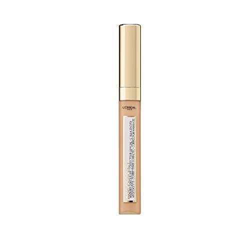 L'Oréal Paris Age Perfect Cremiger Abdeckstift in Nr. 02 mittel/medium, flüssiger Concealer, kaschiert Augenringe, Pigmentflecken und Rötungen, 6,8 ml