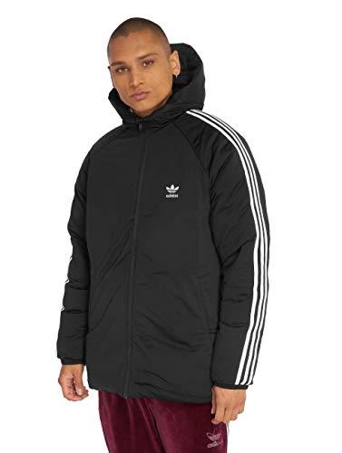 adidas Originals Herren Daunenjacke SST zum Wenden schwarz (15) XL