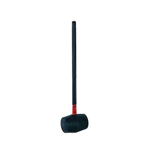 Kerbl Vorschlaghammer aus Kunststoff 5 kg schwarz