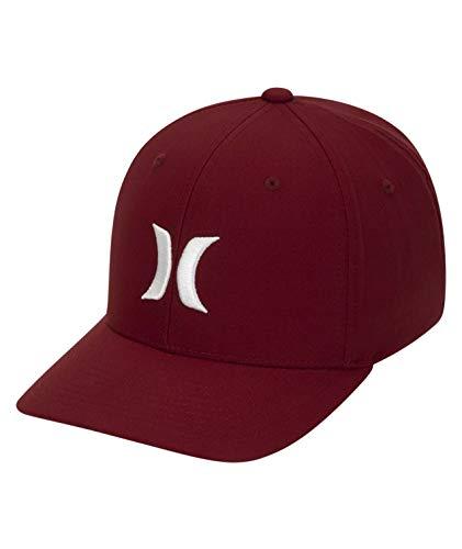 Hurley Herren Hut M Dri-Fit One&Only 2.0 Hat, Team Red, L/XL, 892025