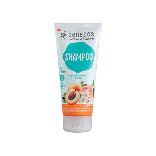 benecos Bio benecos Shampoo Aprikose & Holunderblüte (2 x 200 ml)