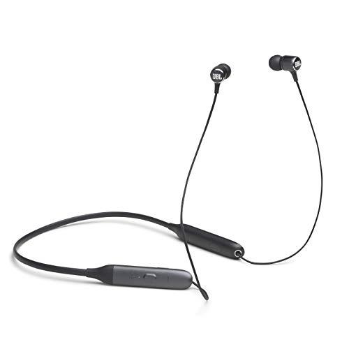 JBL LIVE 220BT, Cuffie In-Ear Wireless Bluetooth, con Alexa integrata e Assistente Google, fino a 10 h di Autonomia, Nero