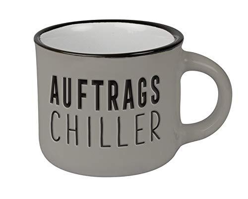 Espressotasse vintage  Mini Keramik Becher zum verschenken   Auftrags-Chiller