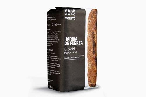 Moretó - Harina de Trigo de Fuerza 1 Kg
