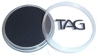 TAG Face and Body Paint - Regular Black 32gm