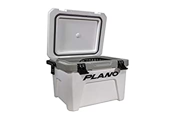 Plano Frost Cooler 21-Quart Capacity | Heavy-Duty Insulated Cooler Keeps Ice Up to 5 Days | for Tailgating Camping and Outdoor Activities