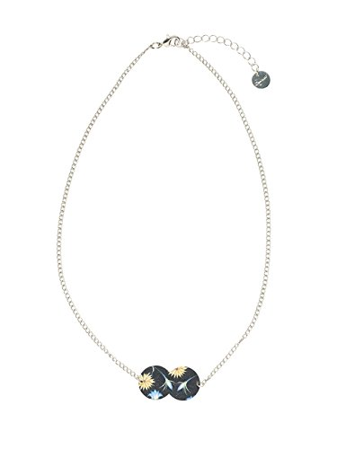 Desigual Collar Mujer latón - 18WAGO222000U