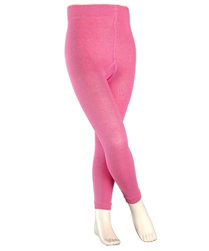 FALKE Active Warm Kids Leggings - Flamingo