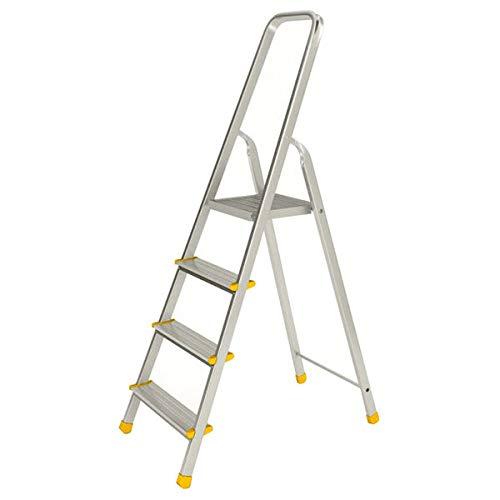 Escalera aluminio: – Escalera de 3 a 8 peldaños): Amazon.es: Bricolaje y herramientas
