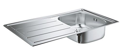 GROHE K200 | Küchenspülen - Edelstahlspüle mit Abtropffläche |edelstahl |31552SD0