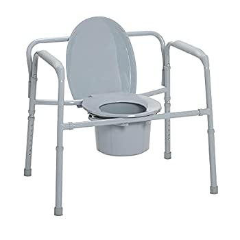Best bariatric bedside commode Reviews