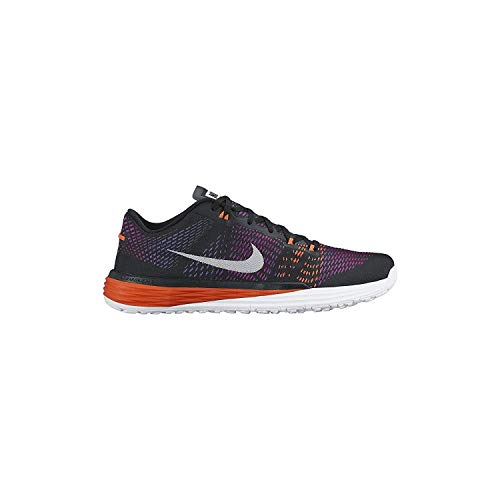 Nike Men's Lunar Caldra Training Shoe Black/Hyper Violet/Concord/White Size 9.5 M US