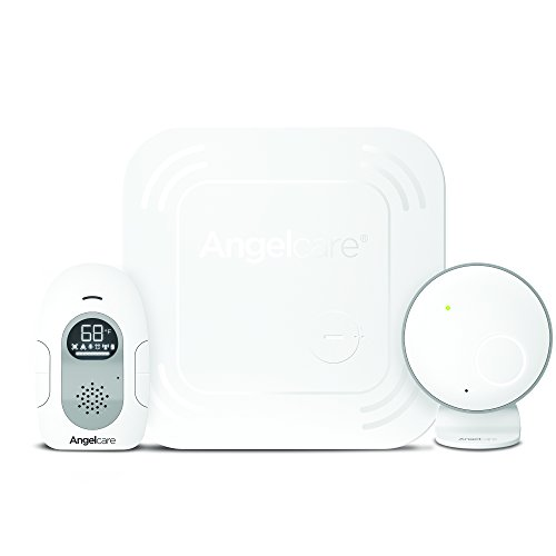 Product Image of the Angelcare Baby Monitor with Sound and Wireless Sensor Pad AC117