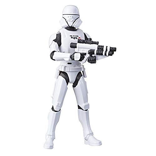 Star Wars - Figura de acción de 12,5cm de Soldado Jet de Galaxy of Adventures (Hasbro E6706EL2)