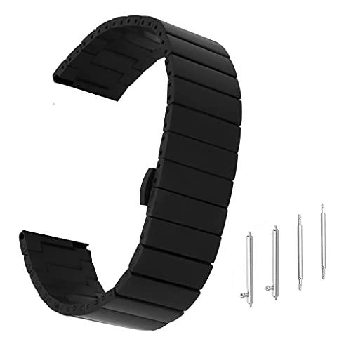 Adallor Correa Reloj Inteligente para para Correa Apple Watch 38mm 40mm de Cuero Genuino, Compatible con iWatch Serie SE/6/5/4/3/2/1, Nike, Hermès