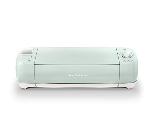 Cricut Explore Air 2 Mint (Renewed)