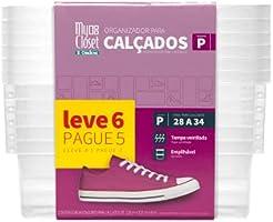 Conjunto Caixa para Sapato Pequeno Ordene