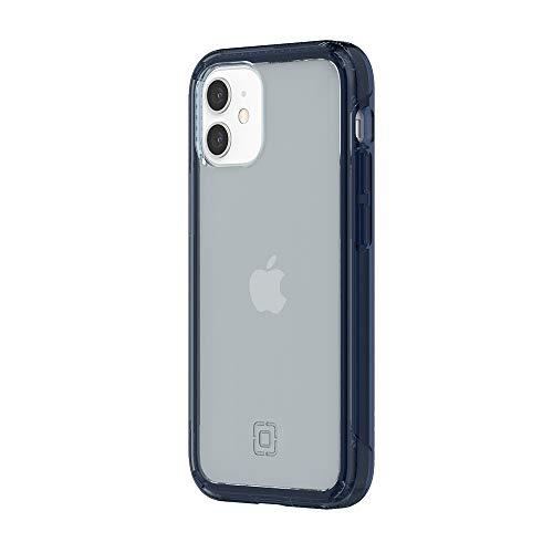 Incipio - Custodia sottile per iPhone 12 Mini, colore: Blu notte