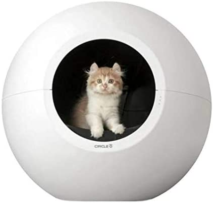 Circle Zero Limited time trial price Self-Cleaning Litter Box Premium In a popularity Automatic Scoopin -