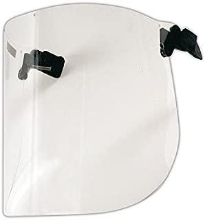 3M 10093045936202 Peltor V2C10P Cap Mounted Polycarbonate Face Shield, 15