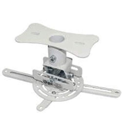 GAXQFEI Tenedor de Soporte de Pared de Techo de Proyector Hd Universal para Proyector Quebrantador de Explorador Accesorios de Elevación para Rd806 Rd817 Proyector Mount White White,Blanco