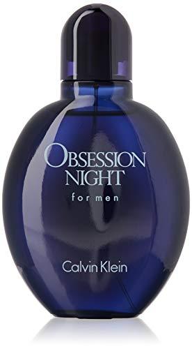 Calvin Klein Obsession Night For Men Edt Vapo 125 Ml 1 Unidad...