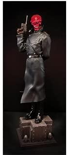 Bowen Designs Captain America RED SKULL FULL SIZE Statue! RARE!