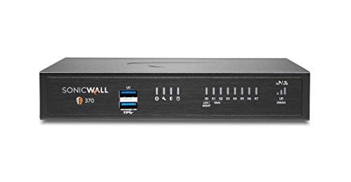 SonicWall TZ370 TotalSecure 1YR Essential Edition (02-SSC-6817)