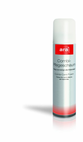 Ara Combi Pflegeschaum 150ml pflegt und reinigt alle Materialien