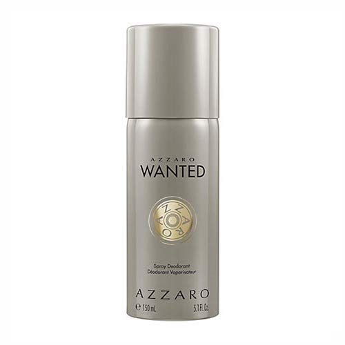 Azzaro Wanted Deodorant Spray, 150 ml