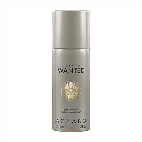 Azzaro Wanted Deodorant Spray, 150 ml