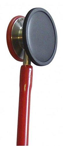 Kosmolit Dual Stethoskop Doppeltrichter 35+45 mm schwarz