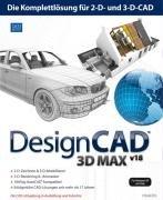 Design CAD 3D MAX v18