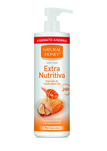 Natural Honey Loción Corporal Extra Nutritiva 700ml