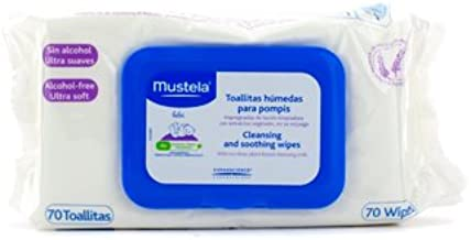 Amazon.es: toallitas bebe mustela
