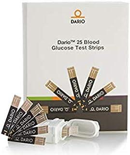 Dario™ 25 Blood Glucose Test Strips