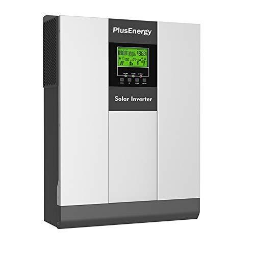 WccSolar Inverter Onda Pura 24 V a 220 V 80 Amp Caricatore 30 Amp 3 in 1 Multifunzione 3000 W Continua Picco di avviamento 6000 W