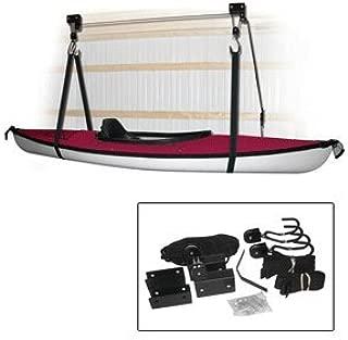 The Amazing Quality Attwood Kayak Hoist System - Black