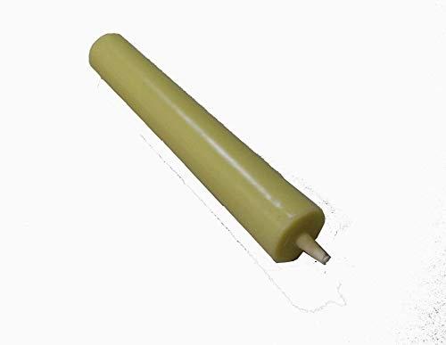和ろうそく 型和蝋燭 ローソク 棒 10号 白 10本入り 約16.5センチ 約2時間40分燃焼
