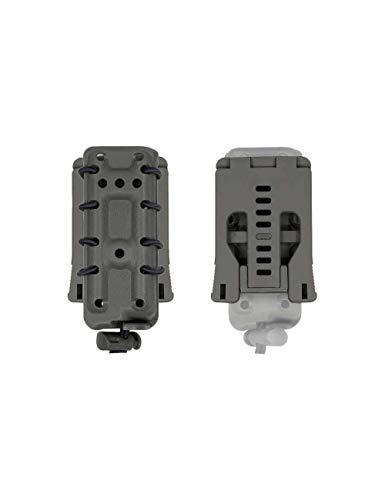 Dragonpro - DP-PP004-016 9mm Polymer mag Pouch (Belt) Wolf Grey