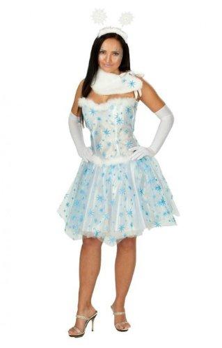 Rubies 1 3442 40 - Kostüm Eisprinzessin 2- teilig Größe 40