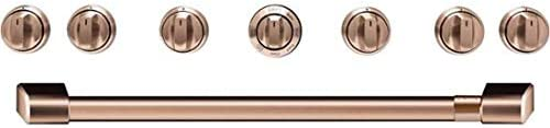 Cafe CXPR6HKPMCU Brushed Copper Kit with and 1 Knobs Our shop most popular 8 Handle Dedication