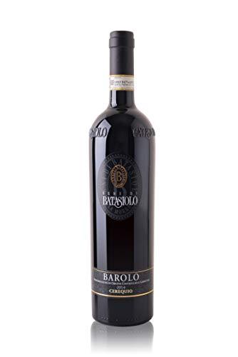 Batasiolo, BAROLO DOCG CEREQUIO 2014, trockener Rotwein, Cerequio Weinberg, fein und eleganter Wein, würziger Geschmack