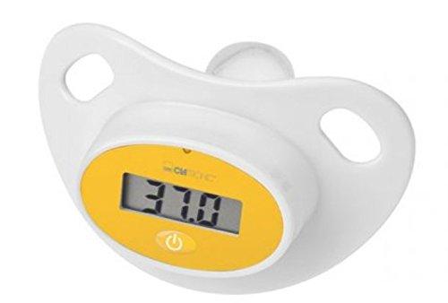 Clatronic FT 3618 Schnullerthermometer, weiß